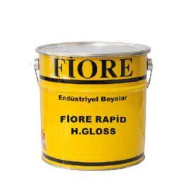 Глянцевая быстросохнущая краска последнего слоя «Fiore Rapid (375)»