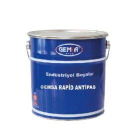 Антикоррозийная быстросохнущая грунтовка «Gemsa Rapid (283)»