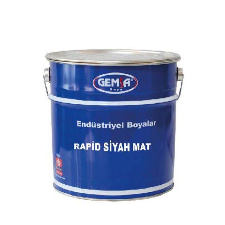 Rapid Siyah Mat (1020)