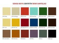Online Renk Kartelası